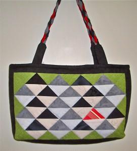 Tasche Schnelle Dreiecke CIMG4029